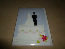 Pop-Up Wedding Card/Gift Card Holder & Envelope By Pop Greetings, NEW IN PACKAGE