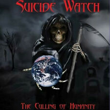 Suicide Watch - The Culling of Humanity Old School UK Thrash