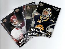 09-10 2009-10 UPPER DECK NETMINDERS - FINISH YOUR SET - LOW SHIPPING RATE