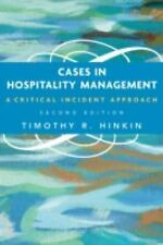 Cases in Hospitality Management: A Critical Incident Approach-ExLibrary