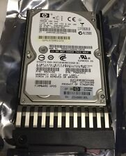 "HP 493083-001 DG0300FARVV 518194-002 375863-015 300GB DP 10K SAS 2.5"" Disco Duro"