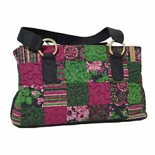 Donna Sharp Reese Handbag/Shoulder Bag in Canterbury Pattern (SALE!)