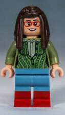 NEW LEGO AMY FARRAH FOWLER MINIFIG big bang theory 21302 figure minifigure toy