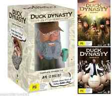 DUCK DYNASTY Series Complete Collection Seasons 1 - 8 : NEW DVD