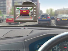 "Wireless Car Reverse Reversing Camera System with 3.5"" LCD Screen - Complete Kit"