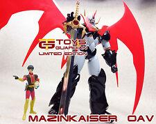 AOSHIMA SHINSEIKI GOKIN SG10 MAZINKAISER OAV LIMITED EDITION 305/500 KOJI KABUTO