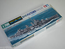 maquette 1/700 water line series DD445 Fletcher US navy destroyer tamiya 31902