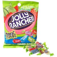 Jolly Rancher Fruit N' Sour Hard Candy, 3.8 oz. (Pack of 2)