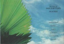 Singapore 1993 Palm Tree Special Issue NVI Stamps ~ With Folder
