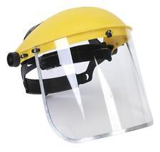 Visière de protection des yeux masque de protection sécurité vêtements de travail haute vis visière NEUF
