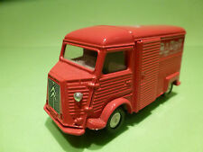 DANDY TOMICA F14 CITROEN H VAN - CANDY - 1:43 - RARE SELTEN - GOOD CONDITION