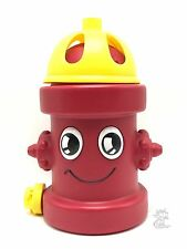 Fire Hydrant Garden Hose Sprinkler Splash Sprays Water Outdoor Summer Red New