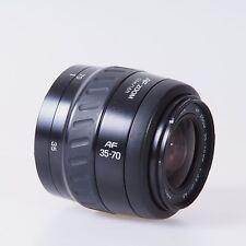 = Minolta AF Zoom 35-70mm f3.5-4.5 Lens for Minolta AF Sony Alpha Mount DSLR