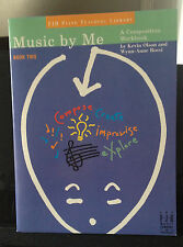 Music By Me Book 2 A Composition Workbook by Kevin Olson & Wynn-Anne Rossi