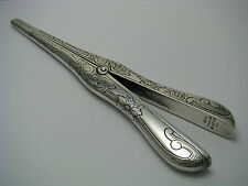 A SOLID STERLING SILVER GLOVE STRETCHERS by Gorham ca1909 Excellent Condition