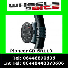 Pioneer CD-SR110 Steering Wheel Remote For AVH-X7500BT  AVH-X8500BT