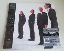 PROMO! NEW! David Bowie JAPAN card sleeve CD mini LP paper sleeve TIN MACHINE