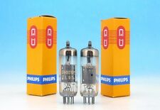 2x MATCHED EL95 PHILIPS Audio Beam Power Tube Power/Output PAIR TUBES 6DL5