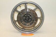 83 KAWASAKI KZ750N SPECTRE N2 KZ-750 OEM REAR BACK WHEEL RIM STRAIGHT 16MT 3.00