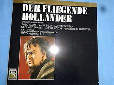 Theo Adam - Otto Klemperer - Anja Silja : Der fliegende Holländer LP EMI