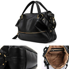 NEW Girls Handbag Tote Purse PU Leather Shoulder Bag Messenger Hobo