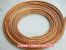 Soft Copper Tube Coil Refrigeration AC 6mm (0.23'' ) OD X 4mm (0.15'') ID X 3M
