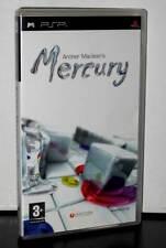 ARCHER MACLEAN'S MERCURY GIOCO USATO PER PSP EDIZIONE ITALIANA PAL 28412