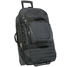 OGIO TERMINAL STEALTH WHEELED ROLLING SUITCASE/LUGGAGE - NEW 2017
