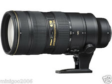 NEW NIKON AF-S NIKKOR 70-200mm f/2.8G ED VR II (70-200 mm f2.8 G) Lens*Offer
