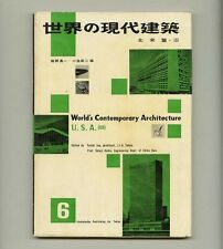 1953 Charles Eames CONTEMPORARY ARCHITECTURE USA 6 Marcel Breuer Raphael Soriano