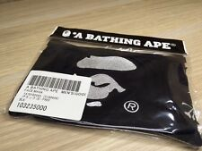 A Bathing Ape Bape  BLACK  Face Mask New now Free Shipping