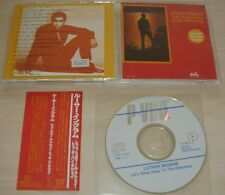 LUTHER INGRAM Let's Steal Away to the Hideaway CD 1976/1991 15trk Japan OBI