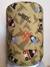 DUCK DYNASTY A&E UNCLE SI 5 GALLON WATER COOLER BOTTLE COVER KITCHEN DECORATION