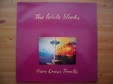 """ICICLE WORKS - HERE COMES TROUBLE - 12"""" VINYL SINGLE"""
