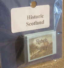 Dolls House 12 scale Book  Historic Scotland