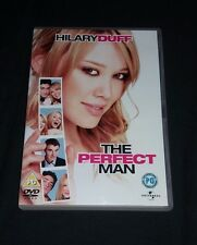 The Perfect Man (DVD, 2010) Hilary Duff,  Heather Locklear, Aria Wallace.