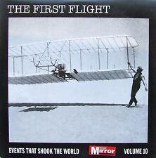 DVD Daily Mirror Promo Events That Shook The World THE FIRST FLIGHT Volume 10