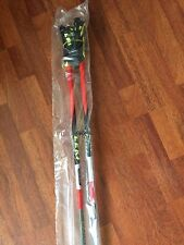 Leki Ski Poles Venom Carbon 120cm-Racing Trigger S straps INCLUDED!NEW