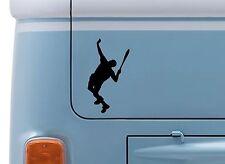 Tenis hombre #3 Vinilo calcomanía adhesivo con el logotipo de tenis de Wimbledon Coche VW insignia de van