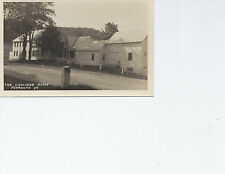 The Coolidge Home President  Plymouth Vermont   Photo Postcard 4243