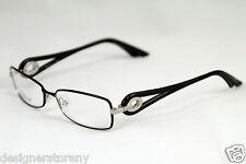CHRISTIAN DIOR CD3754 CD 3754 BKS Black Eyeglass Frame Eyewear 55-15-135