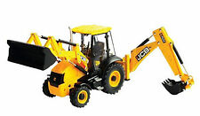 Britains JCB 3CX BACKHOE LOADER / DIGGER 42702 DIECAST 1:32 SCALE FARM TOY NEW