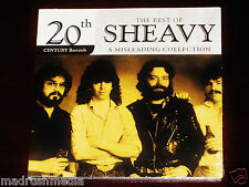 Sheavy: A Misleading Collection - The Best Of Sheavy CD 2014 Dallas DT009 NEW