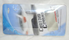 Custom Accessories - License Plate Protector Clear 92615 NEW