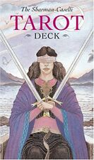 Sharman-caselli Tarot Deck Sharman-burke  Juliet 9781859061718
