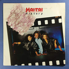 Mai Tai - History - Special Dance Mix + Club & Instrumental Versions, VS773-12