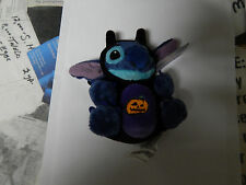 Lilo And Stitch Disney Halloween Plush Bean Bag Toy, New With Tags, Box 7
