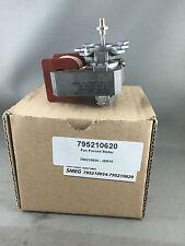Omega Smeg Oven Fan Motor P/N 795210620 SA280X,SA112-8,SA304X-8,SA306X SA9066XNG
