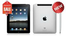 NEW Apple iPad 1st Generation 64GB, Wi-Fi + 3G (Unlocked), 9.7in - Black