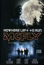 MCFLY: NOWHERE LEFT TO RUN [REGION 1] NEW DVD